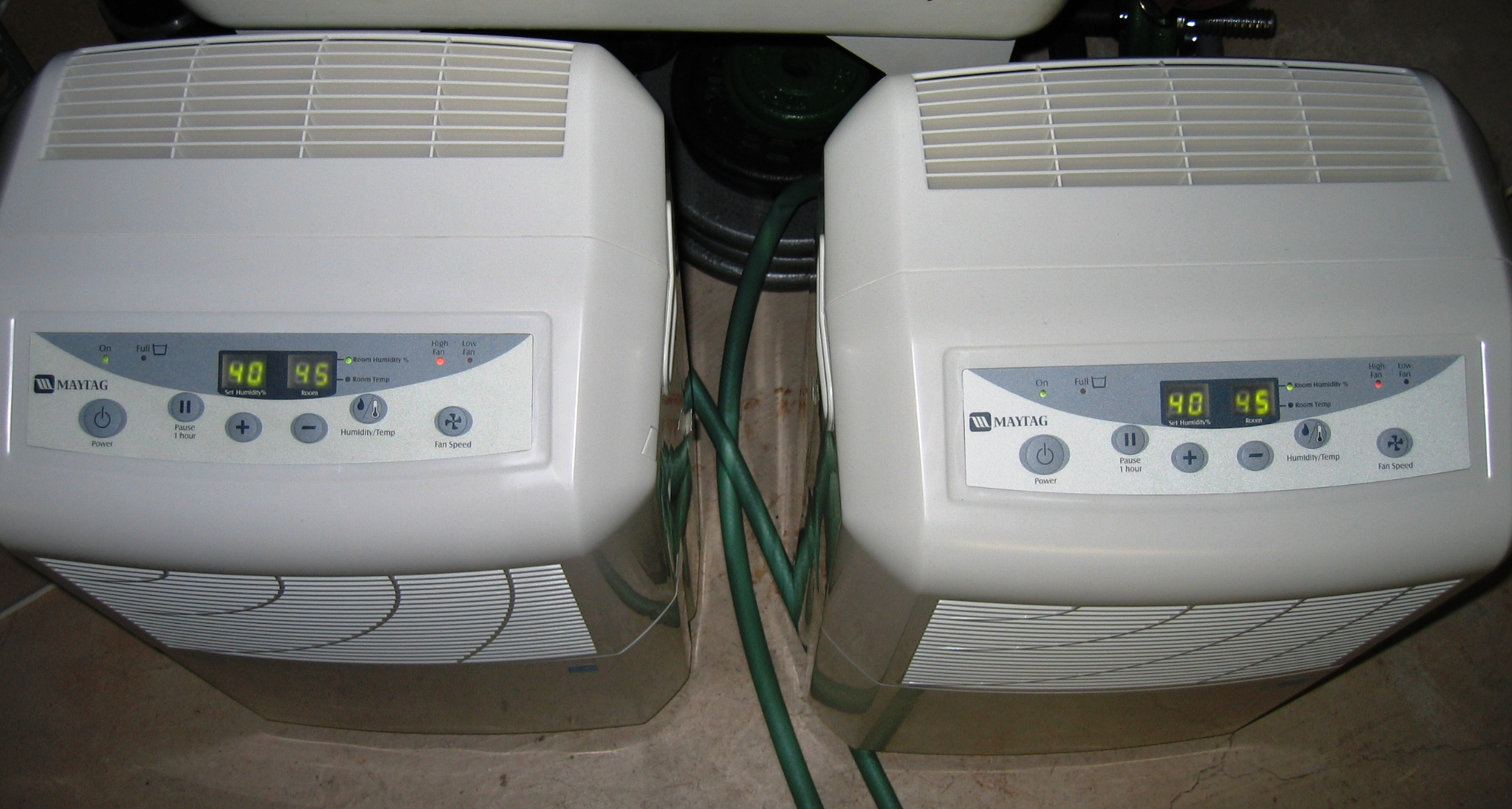 humidifier or dehumidifier for basement